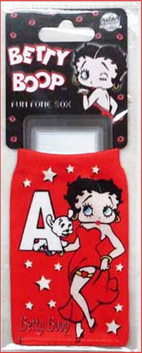 PS060-PS084 Betty Boop Phone Sox
