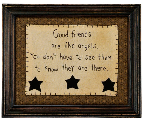 SK032 - Stitcheries By Kathy - Good Friends Are Like