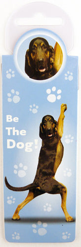 YP013 - Be The Dog Yoga Pet Bookmark