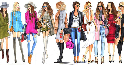 Which Style Does Your Inner Fashion Diva Resonate With?