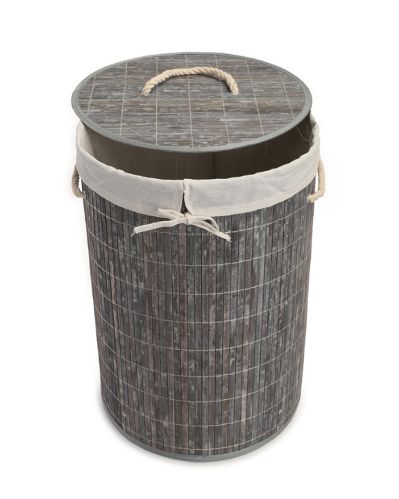 BAMBOO LAUNDRY BASKETS