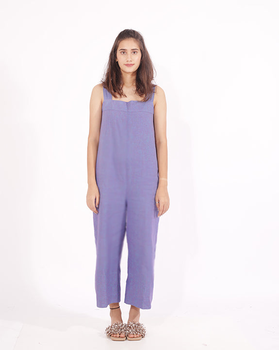 A jumpsuit you need to chill at home