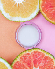 Citrus Pop Fabulously Hydrating Organic Honey Lip Balm