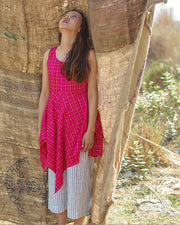 Our tadh tunic in pink