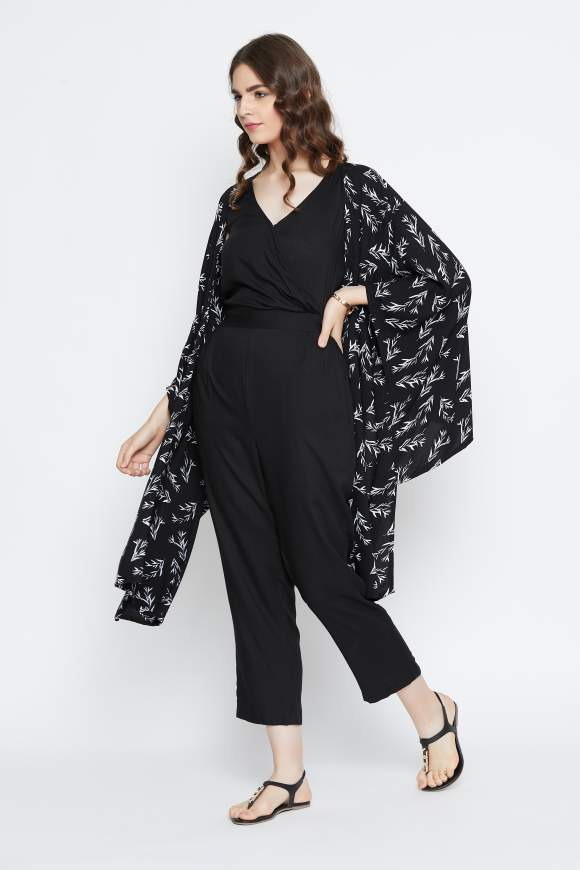 Wear this chic jumpsuit from thesvaya