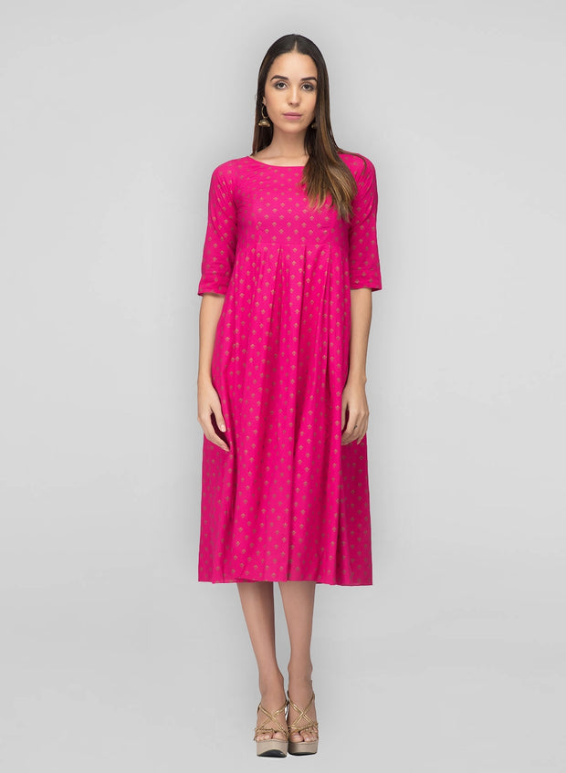 Shop this pink dress from thesvaya