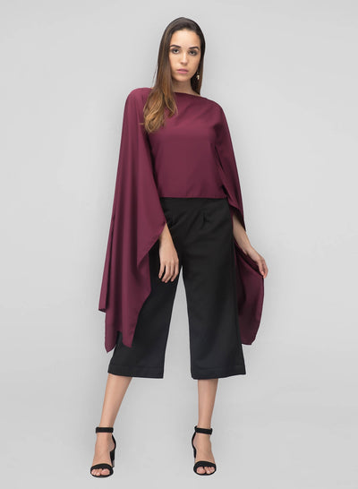Wine Flared Top