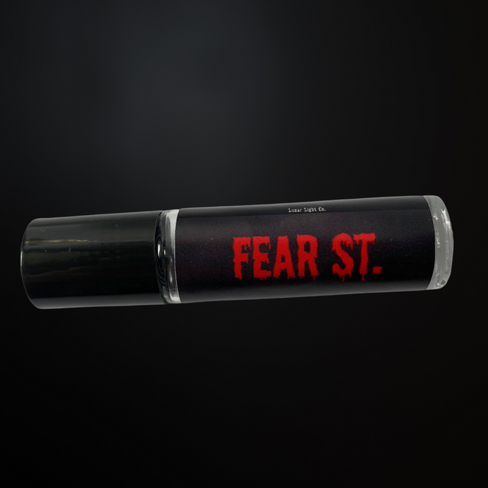 Fear Street Perfume Oil - Wet Leaves & Dirt