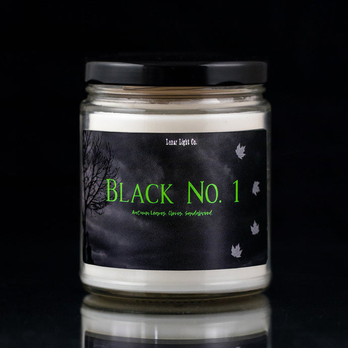 Black No. 1 - Wet Leaves & Clove
