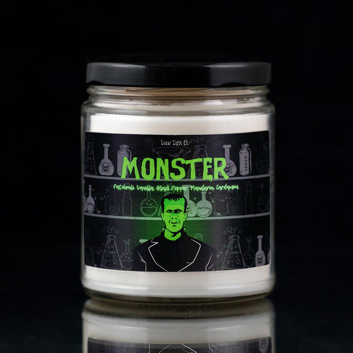 Monster - Vanilla Patchouli & Spice