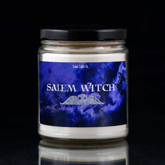 Salem Witch - Incense & Moss