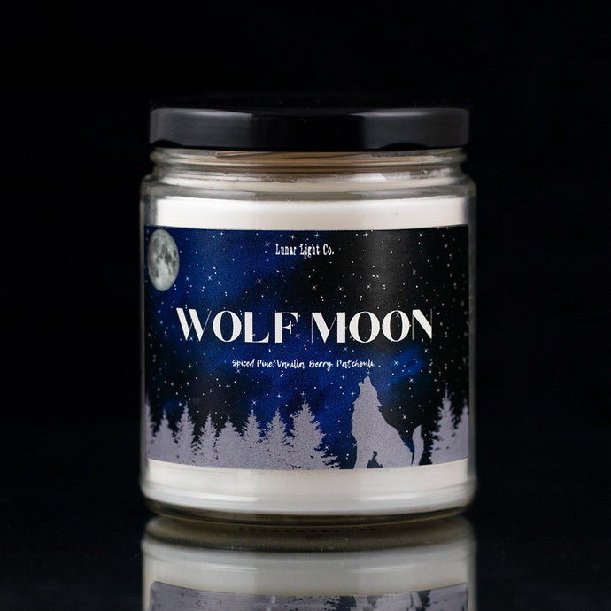 Wolf Moon - Pine & Spices