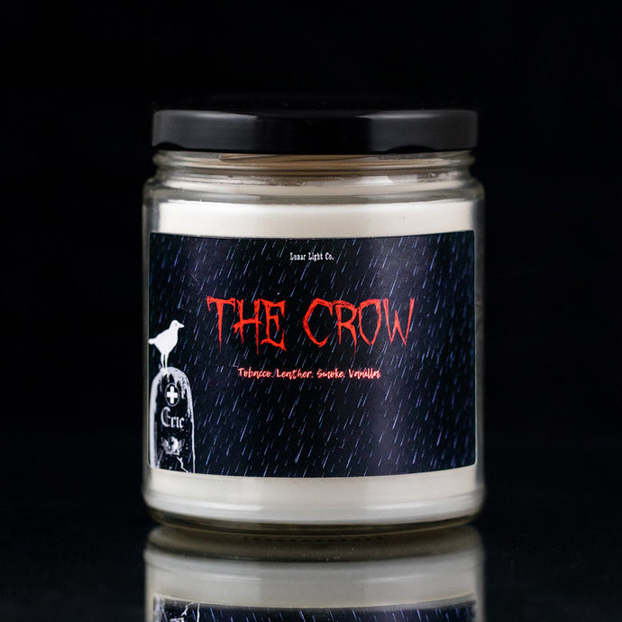 The Crow - Tobacco & Leather