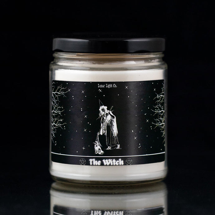 The Witch - Patchouli Incense & Vanilla
