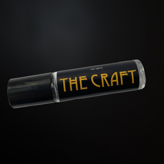 The Craft Perfume Oil - Apple Cider & Honey