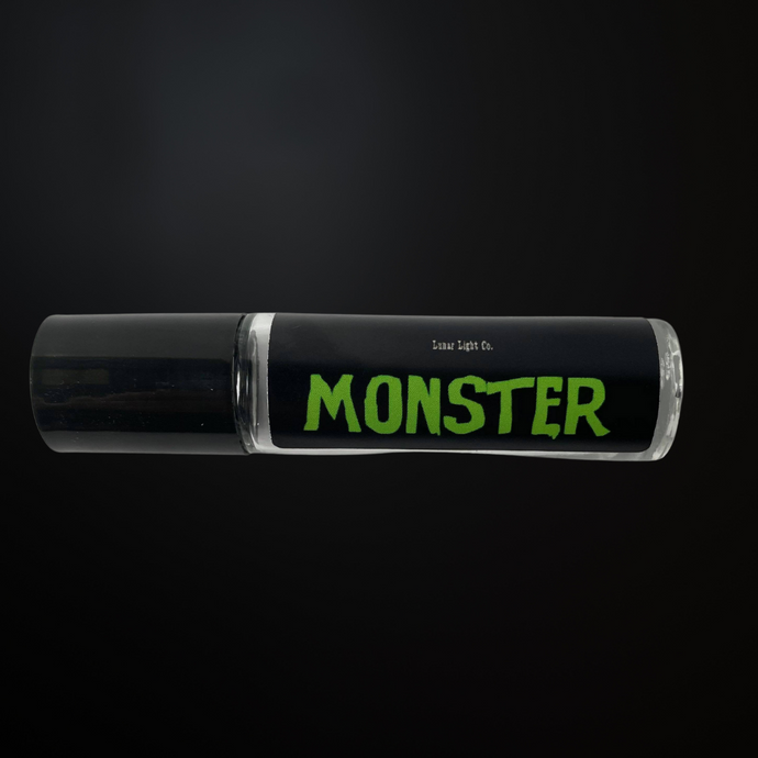 Monster Perfume Oil - Vanilla Patchouli & Spice