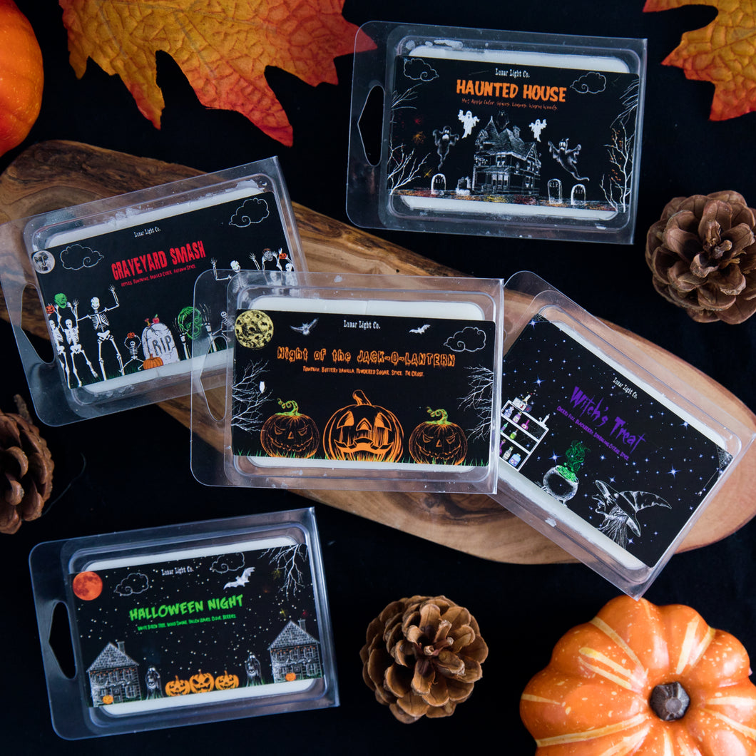 Halloween Wax Melts - Choose your scent!