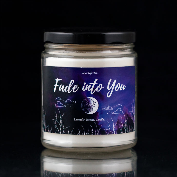 Fade into You - Lavender Incense & Vanilla (4865855258761)