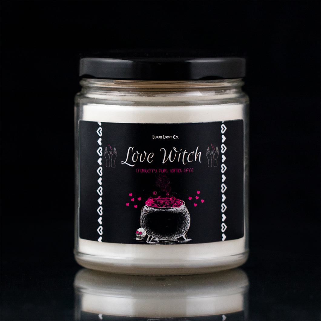 Love Witch - Cranberry & Vanilla (4740620583049)