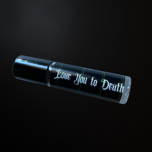 Love You to Death Perfume Oil - Rose Wine & Leather