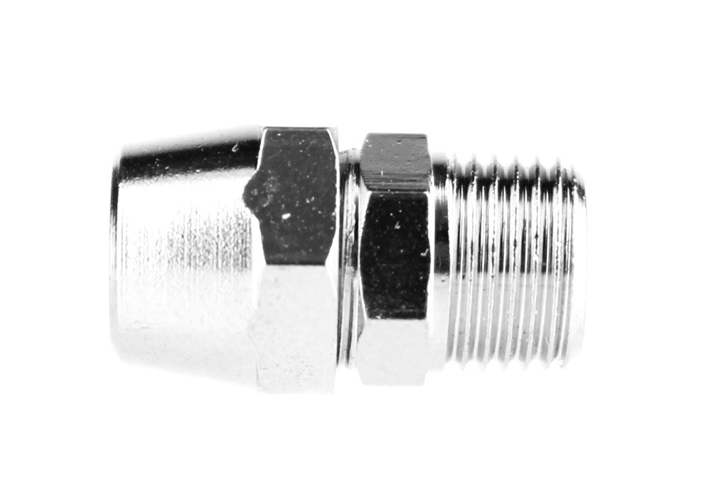 Push On Tubing Fitting with 1/8 NPT Male
