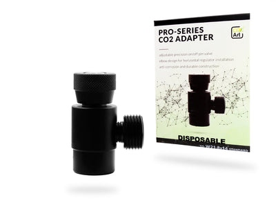Ny Pro-serie CO2 Adapter til Paintball - Sodastream - Engangs