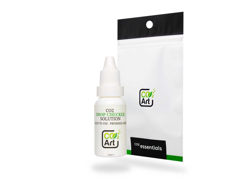 Aquarium CO2 Drop Checker Solution 15ml