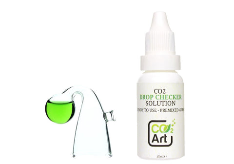 Aquarium Nano CO2 Drop Checker Complete Set - CO2Art.co.uk | Aquarium CO2 Systems and Aquascape Specialists