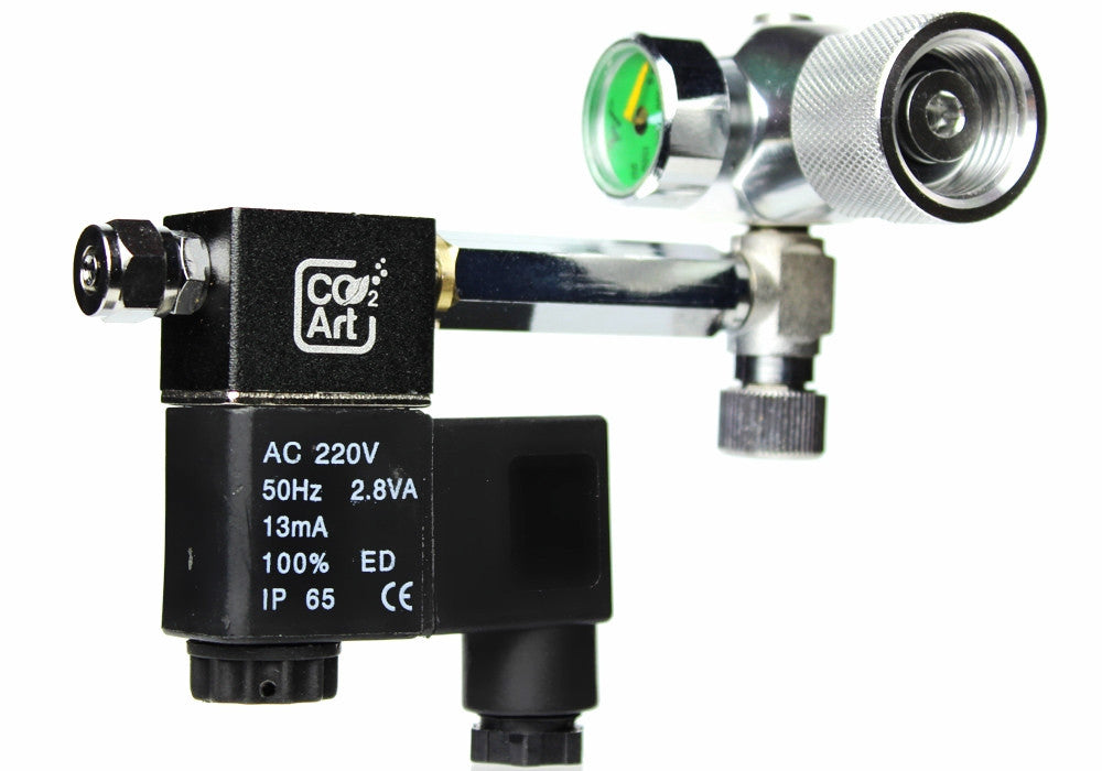 Adaptateur d'extension pour solénoïdes et régulateurs - CO2Art.fr | Aquarium CO2 Systems et Aquascape Specialists - 2