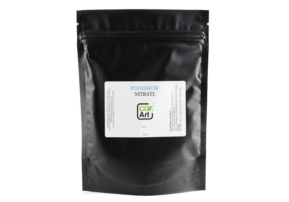Nitrate de potassium (KNO3) - CO2Art.fr | Aquarium CO2 Systems et Aquascape Specialists - 1