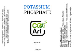 Potassium Phosphate (KH2PO4) - CO2Art.co.uk | Aquarium CO2 Systems and Aquascape Specialists  - 2