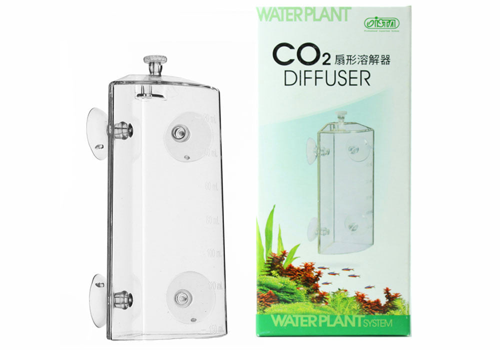 Acrylic Corner CO2 Difuzor Reactor pentru DIY Setări - CO2Art.co.uk | Soluții de acvariu CO2 Systems și specialiști Aquascape