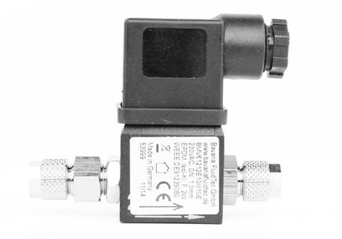 Advanced CO2 Solenoid Valve For Planted Aquariums by BMV - CO2Art.co.uk | Aquarium CO2 Systems and Aquascape Specialists  - 1