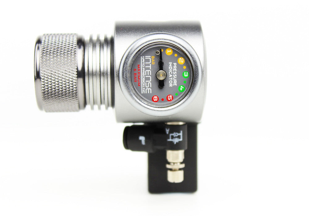 Superior Quality Intense CO2 Regulator V3 with Solenoid