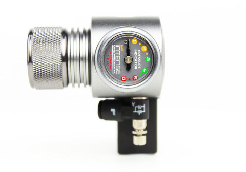 Superior Quality Intense CO2 Regulator V3 with Solenoid - CO2Art.co.uk | Aquarium CO2 Systems and Aquascape Specialists  - 1