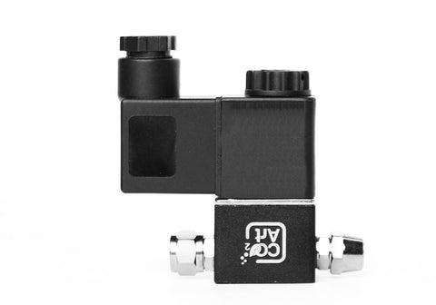 12V DC CO2 Solenoid Valve - Safe - Low Power - Cool Touch for Planted Aquariums - CO2Art.co.uk | Aquarium CO2 Systems and Aquascape Specialists