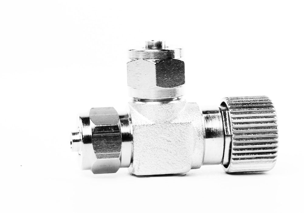 Aquarium Brass CO2 Needle Valve for DIY CO2 System Co2 Diffuser Regulator - CO2Art.co.uk | Aquarium CO2 Systems and Aquascape Specialists  - 2