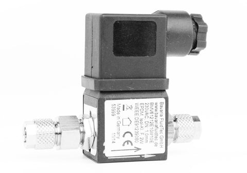 Advanced CO2 Solenoid Valve For Planted Aquariums by BMV - CO2Art.co.uk | Aquarium CO2 Systems and Aquascape Specialists  - 3