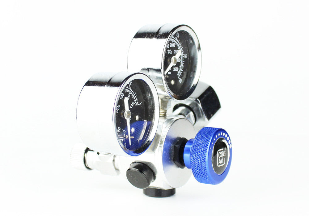 Professioneel Aquarium CO2 Dual Stage Regulator - CO2Art.be | Aquarium CO2-systemen en Aquascape-specialisten - 7