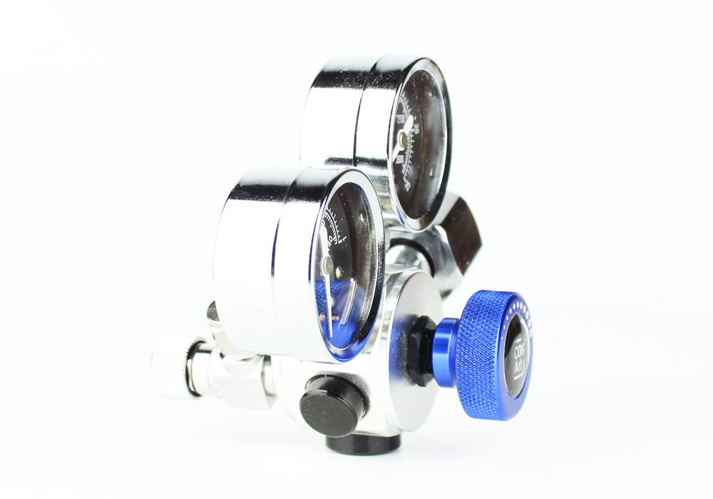 Professional Aquarium CO2 Dual Stage Regulator - CO2Art.co.uk | Aquarium CO2 Systems and Aquascape Specialists  - 8