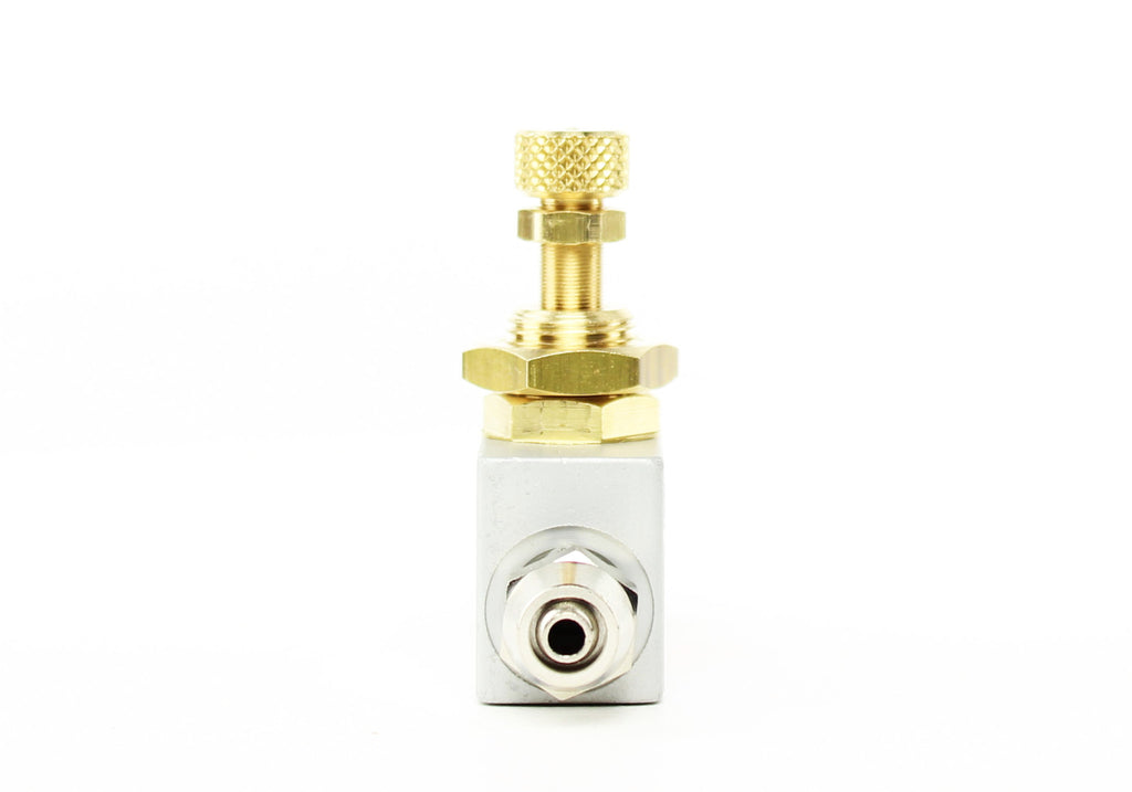 Camozzi Advance CO2 Flow Controller Needle Valve - CO2Art.co.uk | Aquarium CO2 Systems and Aquascape Specialists  - 10