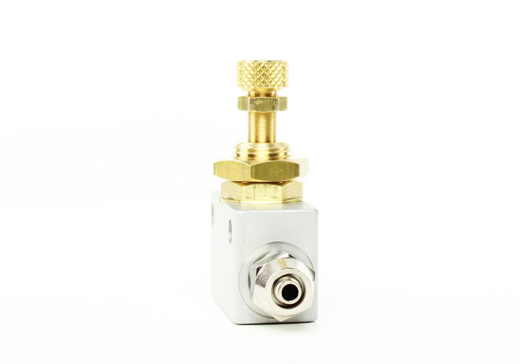 Camozzi Advance CO2 Flow Controller Needle Valve - CO2Art.co.uk | Aquarium CO2 Systems and Aquascape Specialists  - 11