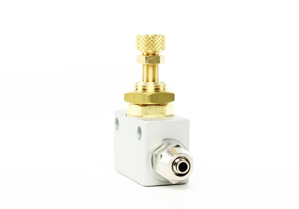 Camozzi Advance CO2 Flow Controller Needle Valve - CO2Art.co.uk | Aquarium CO2 Systems and Aquascape Specialists  - 12