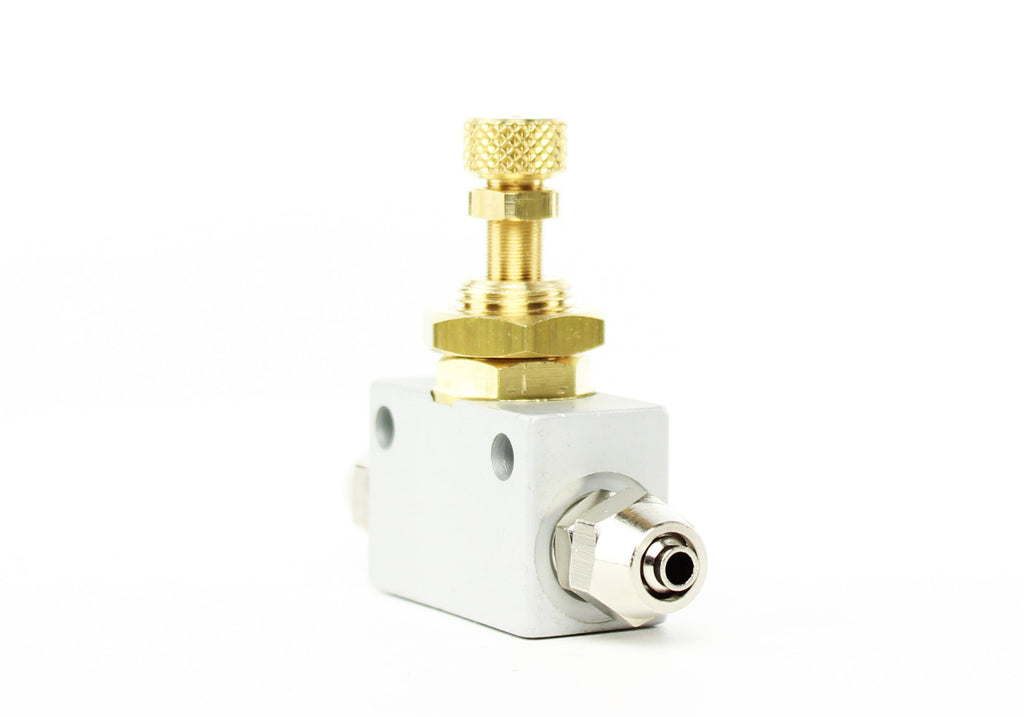 Camozzi Advance CO2 Flow Controller Needle Valve - CO2Art.co.uk | Aquarium CO2 Systems and Aquascape Specialists  - 13