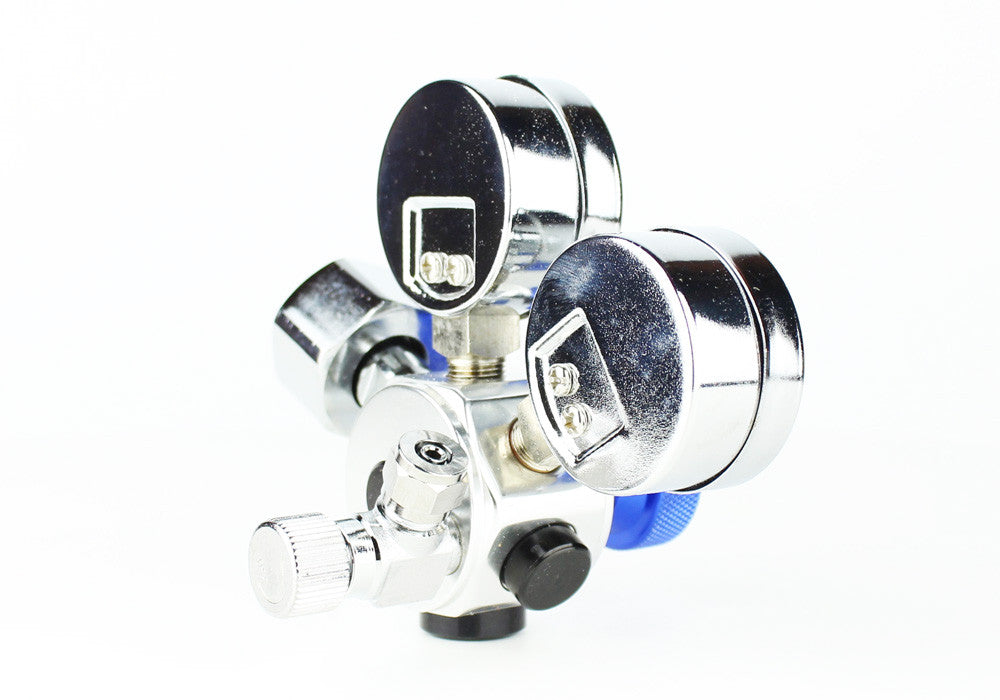 Professioneel Aquarium CO2 Dual Stage Regulator - CO2Art.be | Aquarium CO2-systemen en Aquascape-specialisten - 16