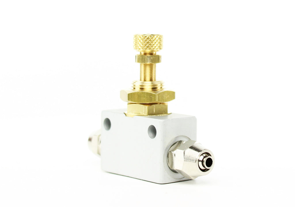 Camozzi Advance CO2 Valve de ac cu regulator de debit - CO2Art.co.uk | Aquarium CO2 Systems și specialiștii Aquascape - 14