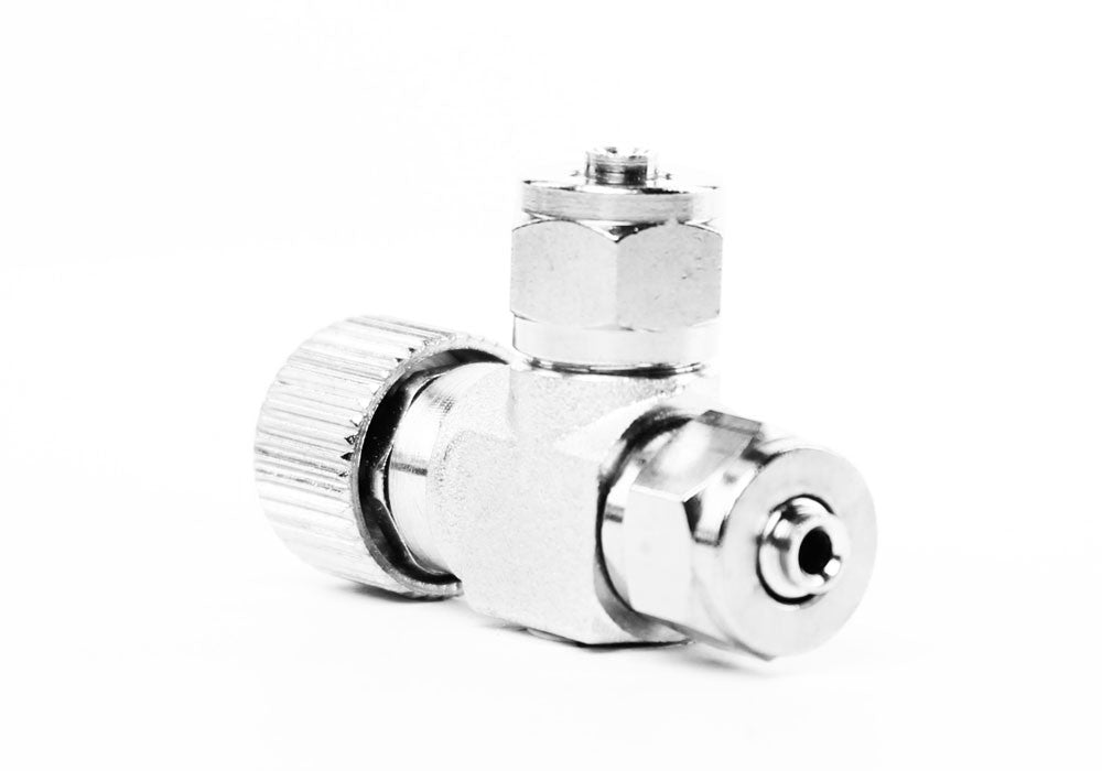Aquarium Brass CO2 Needle Valve para DIY CO2 System Co2 Difusor Regulator - CO2Art.es | Especialistas en Aquarium CO2 Systems y Aquascape - 14