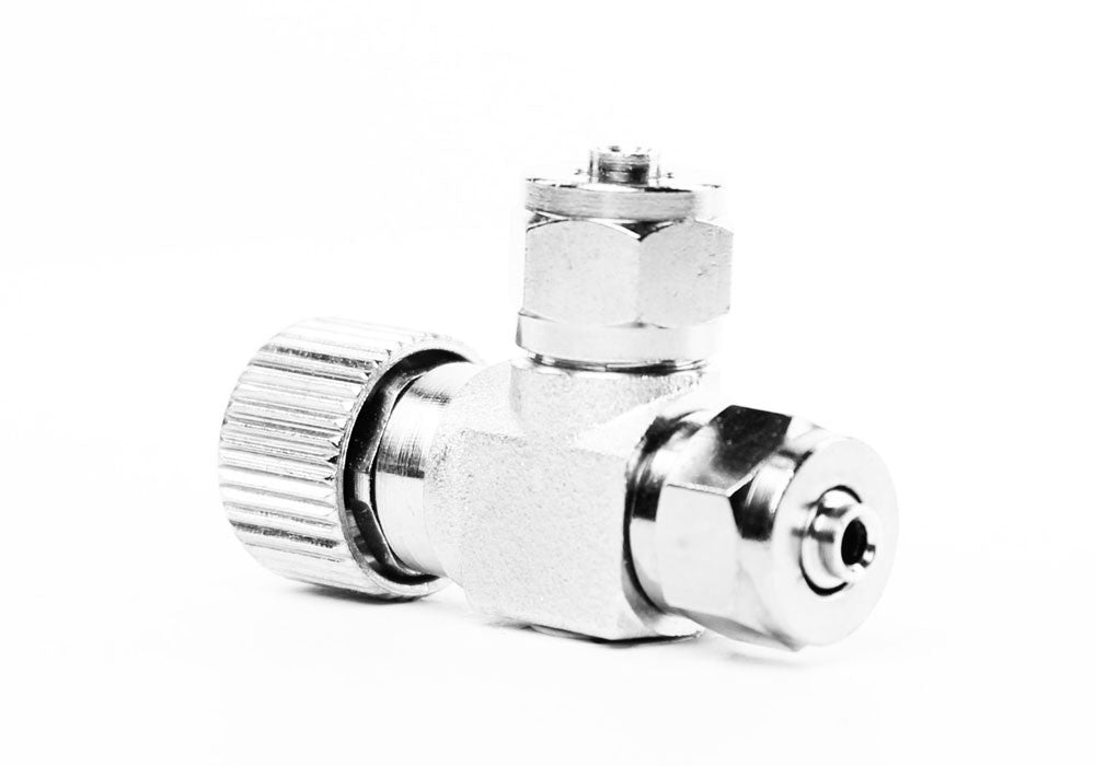 Aquarium Brass CO2 Needle Valve para DIY CO2 System Co2 Difusor Regulator - CO2Art.es | Especialistas en Aquarium CO2 Systems y Aquascape - 15