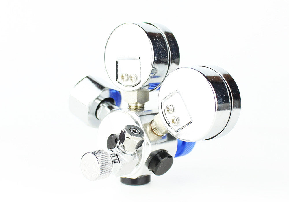 Professioneel Aquarium CO2 Dual Stage Regulator - CO2Art.be | Aquarium CO2-systemen en Aquascape-specialisten - 13