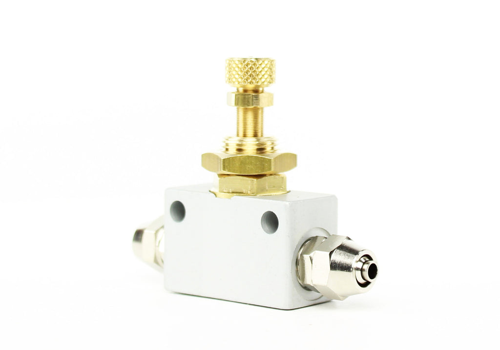 Camozzi Advance CO2 Flow Controller Needle Valve - CO2Art.co.uk | Aquarium CO2 Systems and Aquascape Specialists  - 15
